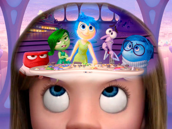 ¿Qué pasa ahí dentro? Inside Out - Del revés